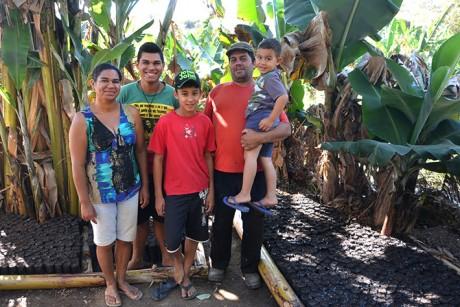 Agricultura Familiar. Guaií - Cooperativa Camponesa (Foto: DoDesign-s)