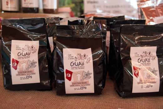 Café Guaií - Cooperativa Camponesa - Feira Nacional da Reforma Agrária